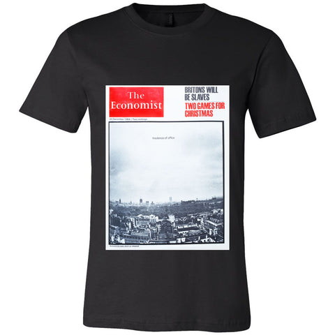 Men's T-Shirt: Insolence of office