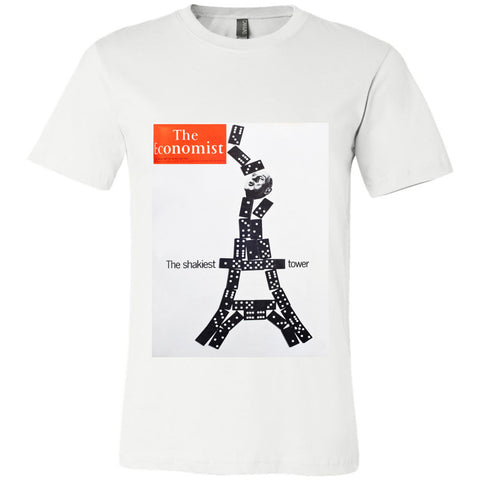 Men's T-Shirt: The Shakiest Tower