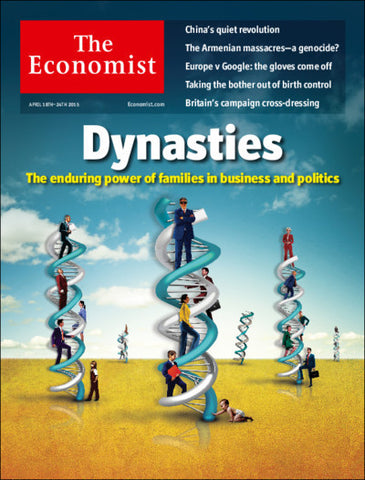 The Economist in Audio - April 18th 2015