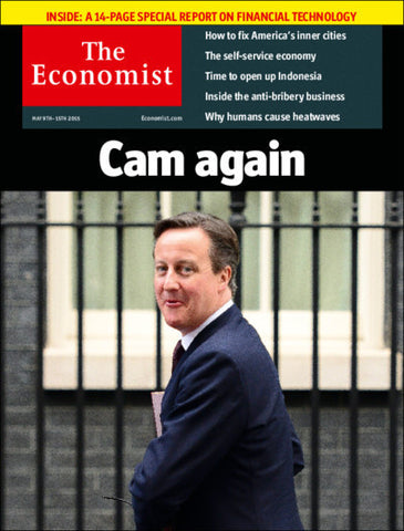 The Economist in Audio - May 9th 2015