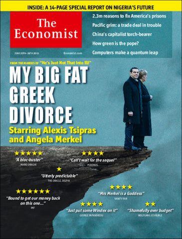 The Economist in Audio - June 20th 2015