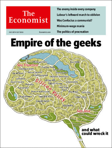 The Economist in Audio - July 25th 2015