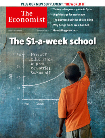 The Economist in Audio - August 1st 2015
