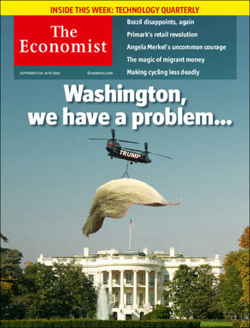 The Economist in Audio - September 5th 2015