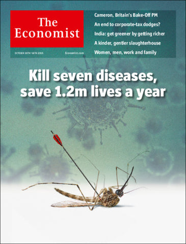 The Economist in Audio - October 10th 2015