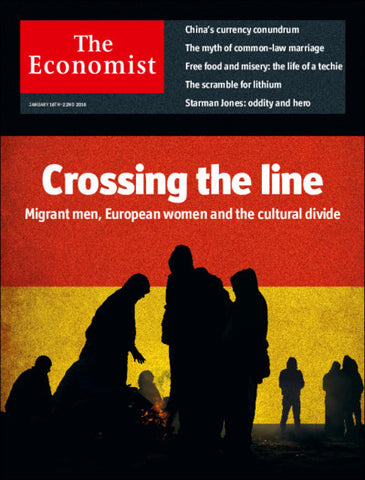 The Economist in Audio - January 16th 2016