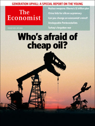 The Economist in Audio - January 23rd 2016