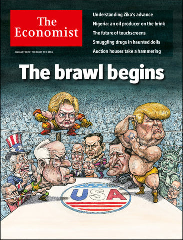 The Economist in Audio - January 30th 2016