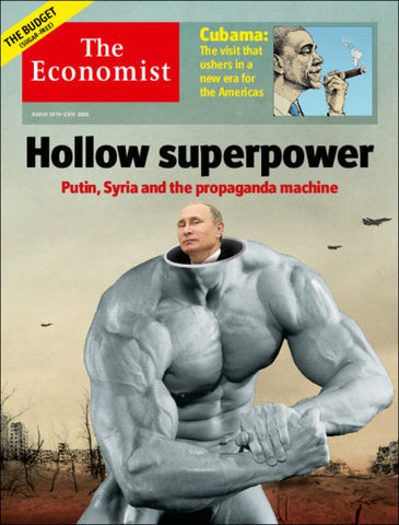 The Economist in Audio - March 19th 2016