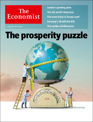 The Economist in Audio - April 30th 2016