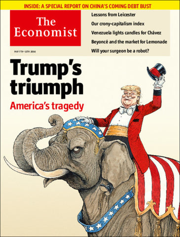 The Economist in Audio - May 7th 2016
