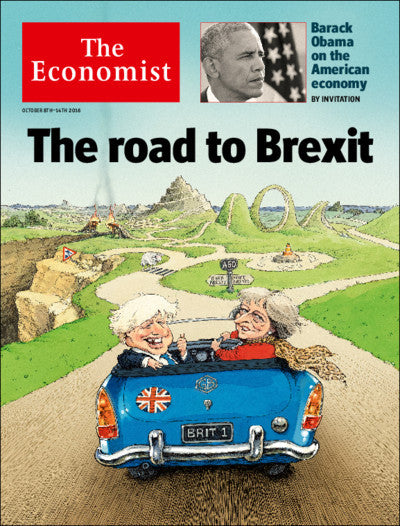 The Economist in Audio - October 8th 2016