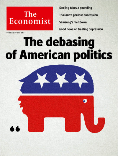 The Economist in Audio - October 15th 2016