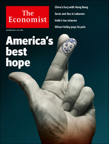 The Economist in Audio - November 5th 2016