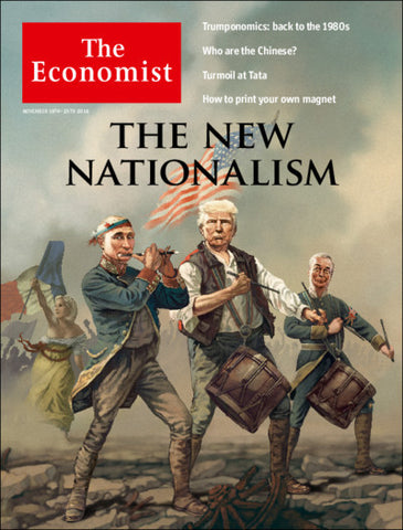 The Economist in Audio - November 19th 2016
