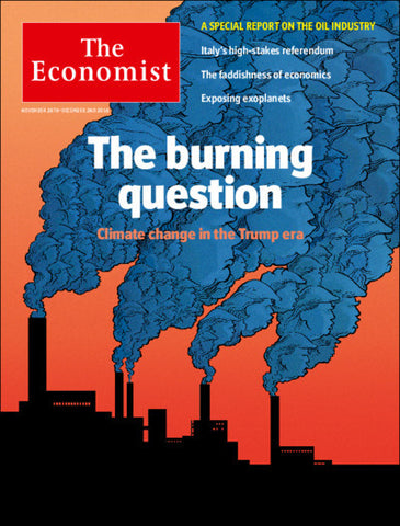 The Economist in Audio - November 26th 2016