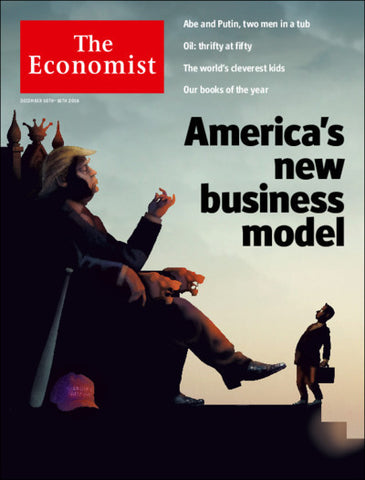 The Economist in Audio - December 10th 2016