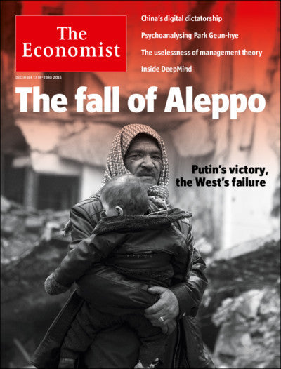 The Economist in Audio - December 17th 2016