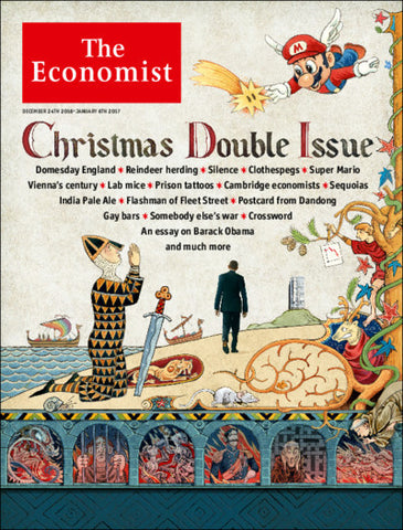 The Economist in Audio - December 24th 2016