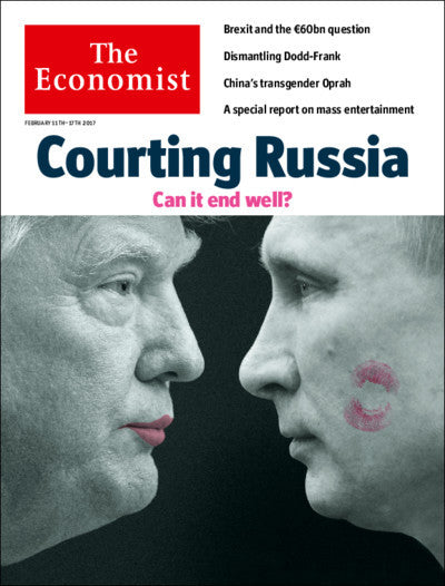 The Economist in Audio - February 11th 2017