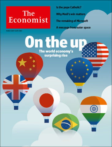 The Economist in Audio - March 18th 2017