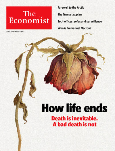 The Economist in Audio - April 29th 2017