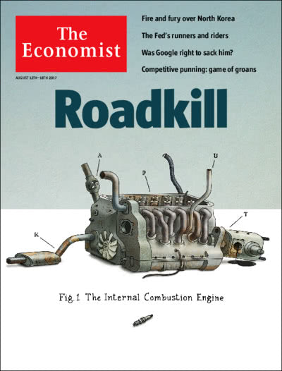 The Economist in Audio - August 12th 2017