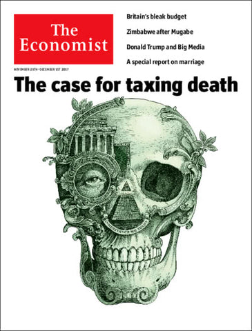 The Economist in Audio - November 25th 2017