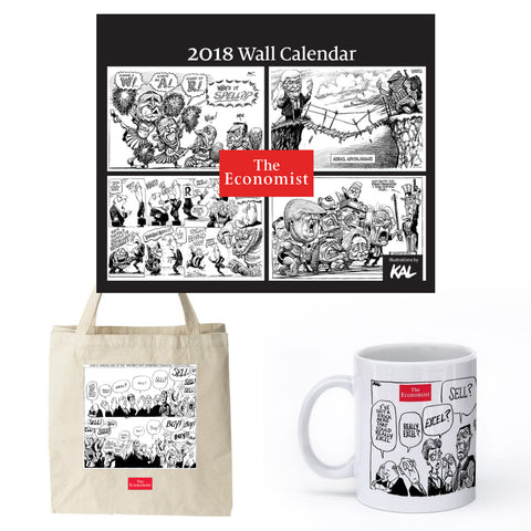 The Economist KAL Lovers Bundle
