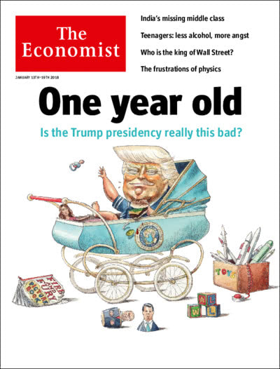 The Economist in Audio - January 13, 2018