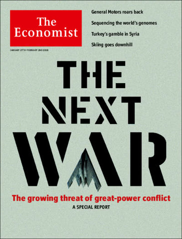 The Economist in Audio - January 27, 2018
