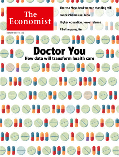 The Economist in Audio - February 3rd, 2018