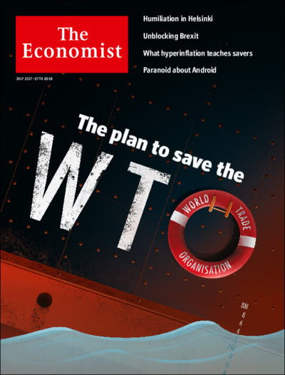 The Economist in Audio - July 21st 2018