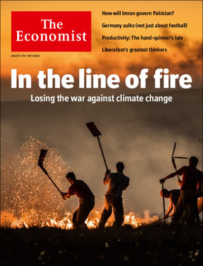 The Economist in Audio - August 4th 2018