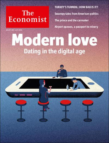 The Economist in Audio - August 18th 2018