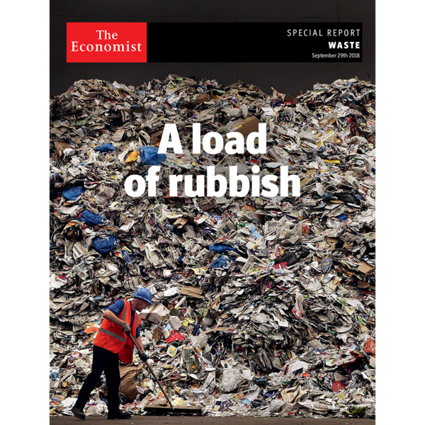 Special Report in Audio: Waste