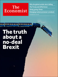 The Economist in Audio - November 24th 2018