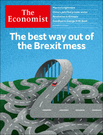 The Economist in Audio - December 8th 2018