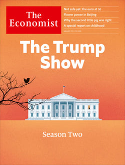 The Economist in Audio - January 5th 2019