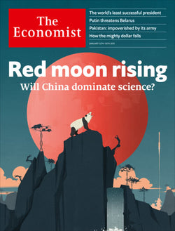 The Economist in Audio - January 12th, 2019