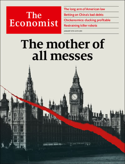 The Economist in Audio - January 19th, 2019