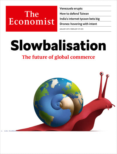 The Economist in Audio - January 26th, 2019