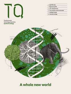 Technology Quarterly in audio: Synthetic Biology
