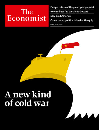 The Economist in Print OR Audio: May 18th, 2019