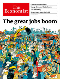 The Economist in Print OR Audio: May 25th, 2019