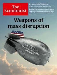 The Economist in Print OR Audio: June 8th 2019