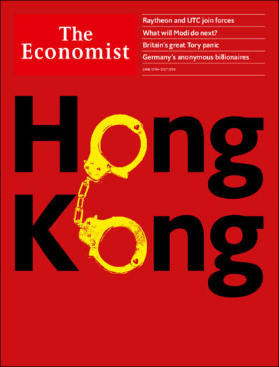 The Economist in Print OR Audio: June 15th 2019