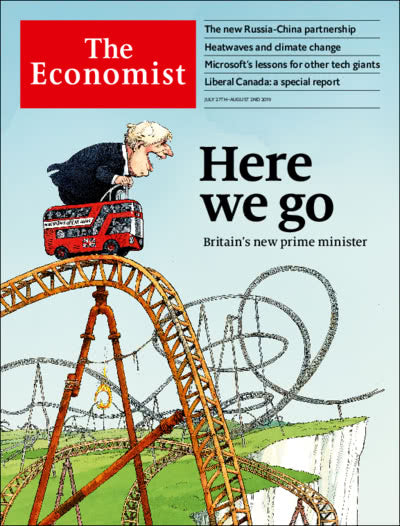 The Economist in Print OR Audio: July 27th 2019