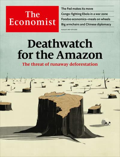 The Economist in Print OR Audio: August 3rd 2019