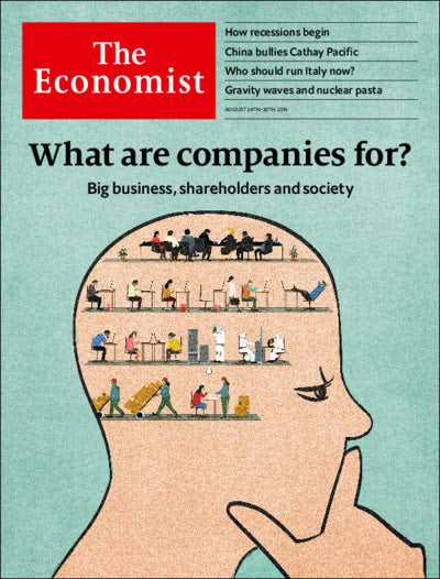 The Economist in Print OR Audio: August 24th 2019